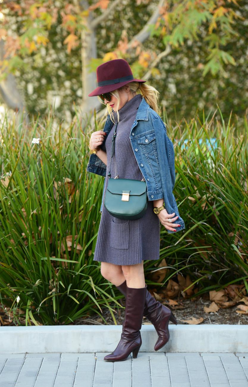 knit dress 7