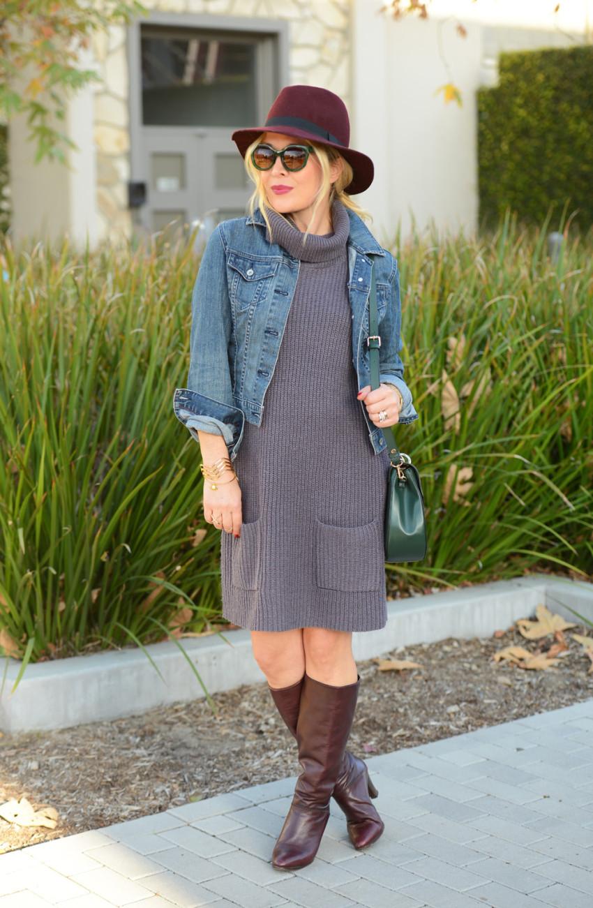 knit dress 8