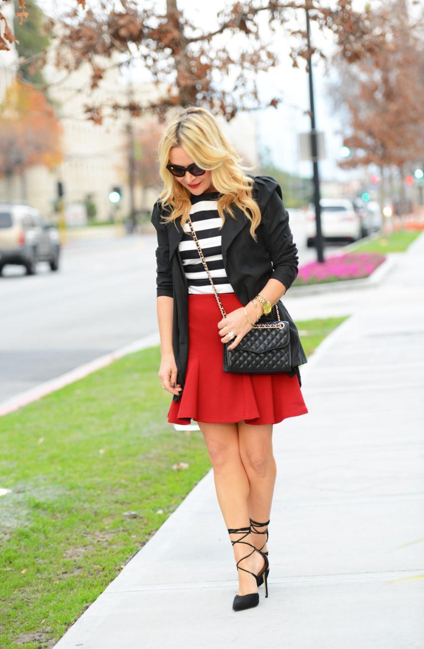 red skirt 4