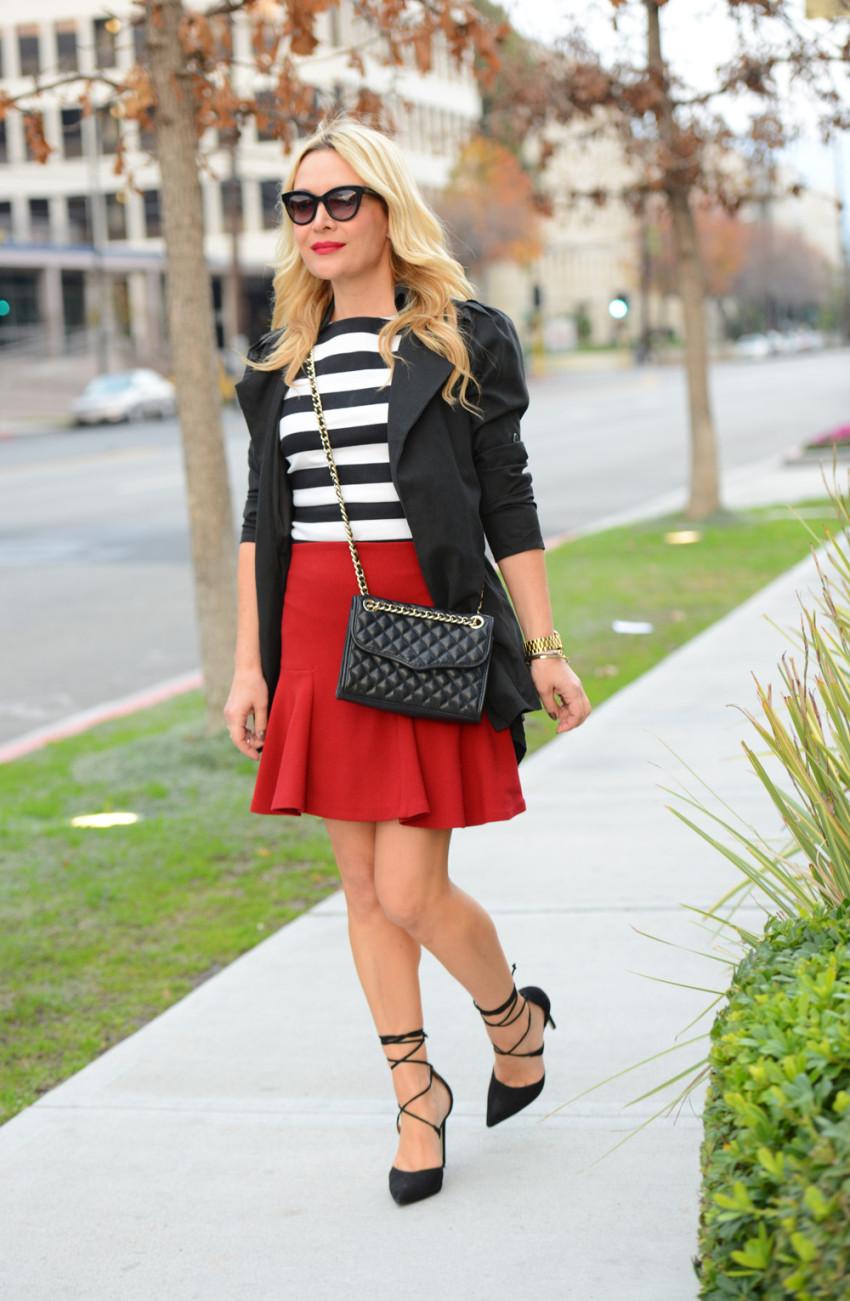 red skirt 5