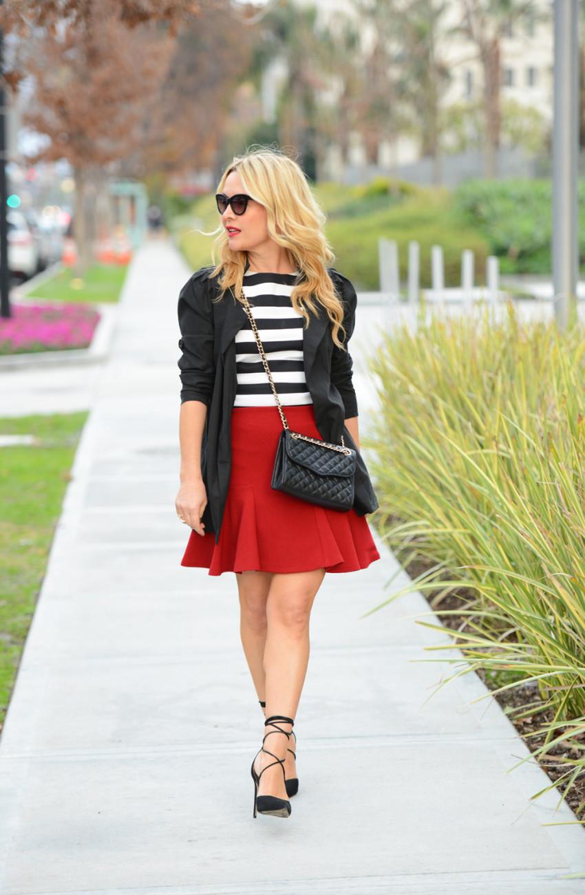 red skirt 7