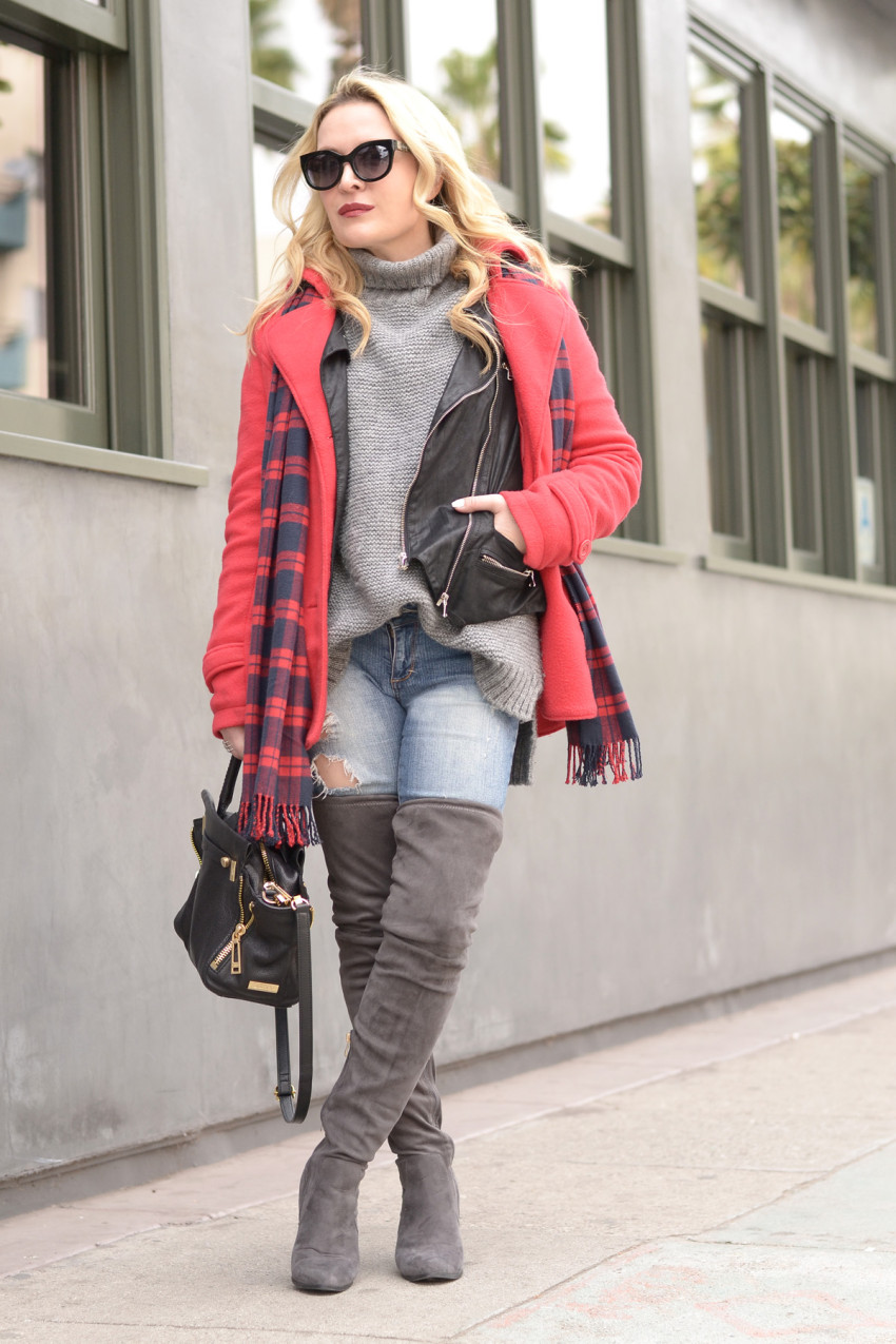plaid and layers 2