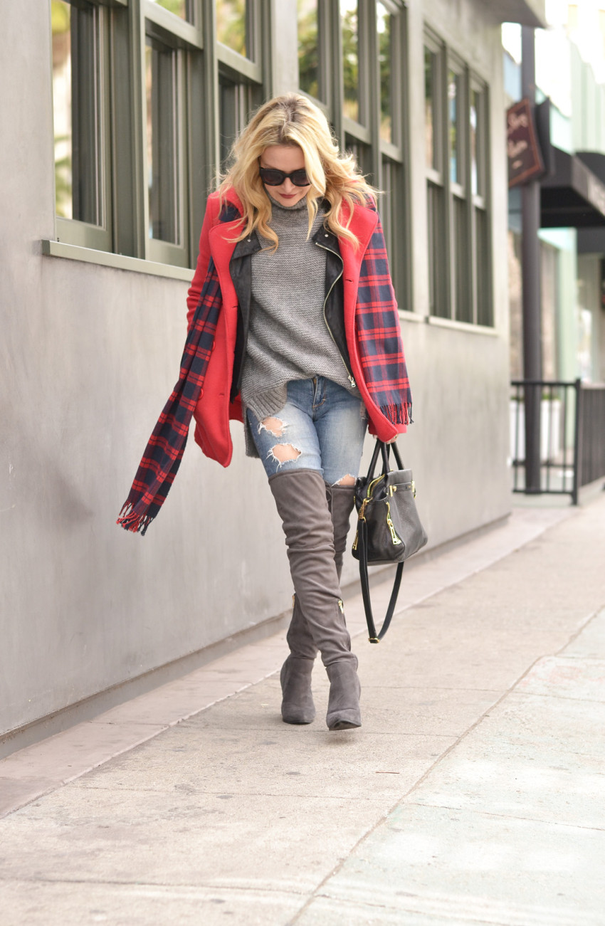plaid and layers 3