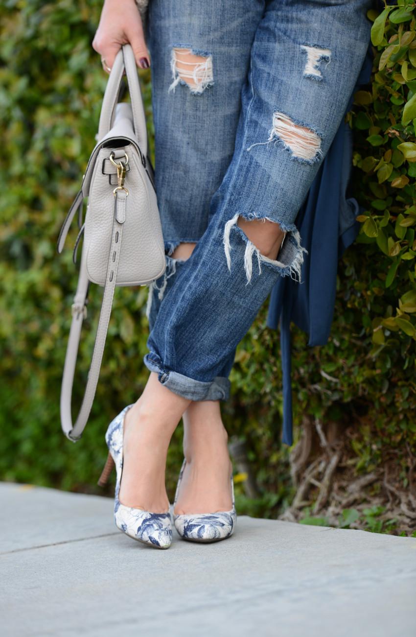 floral heels 1