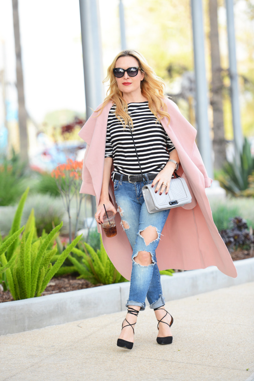 pink trench 8