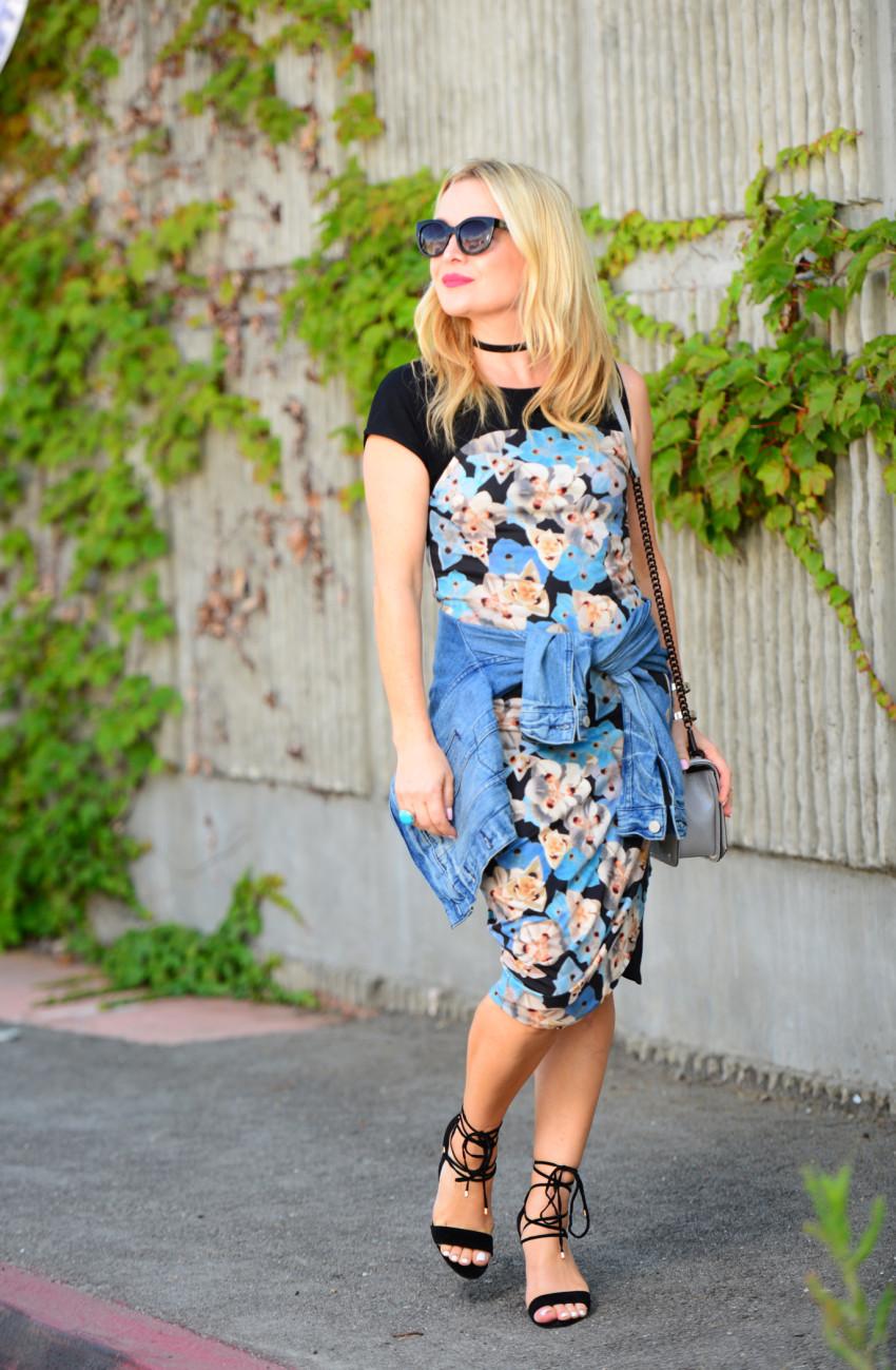 blue floral dress 3