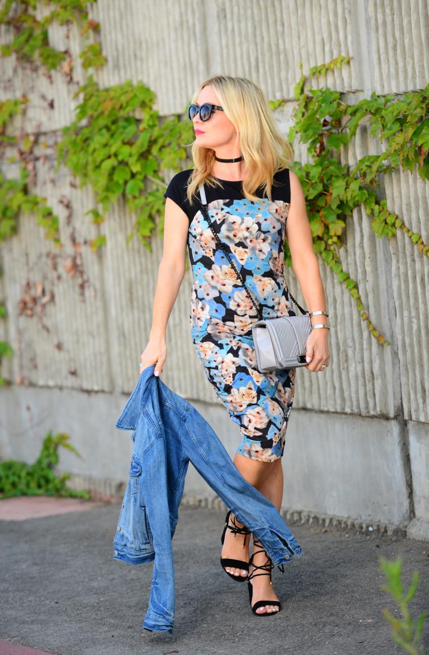 blue floral dress 4