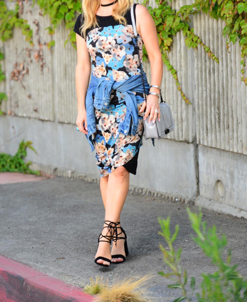 blue floral dress 7
