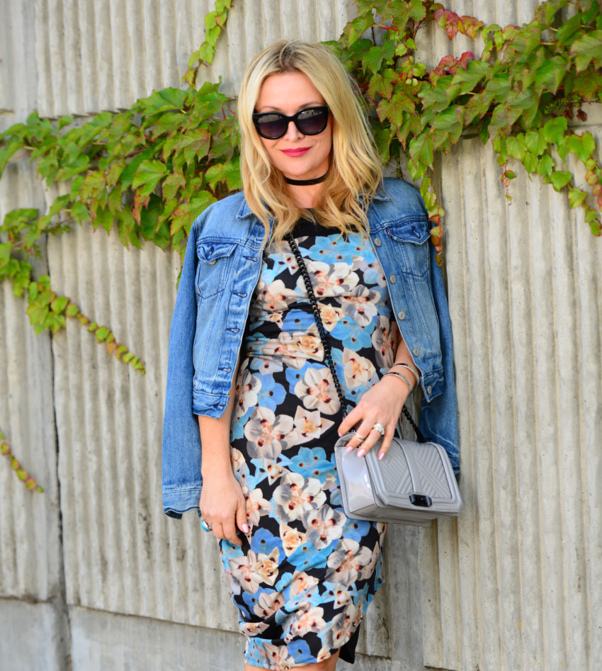 blue floral dress 8