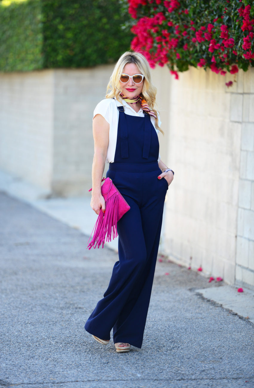 navy dungarees 1