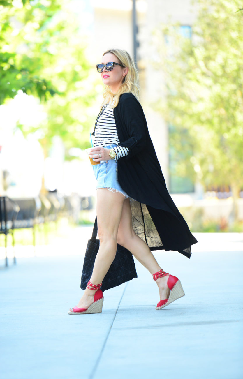 red wedges 7