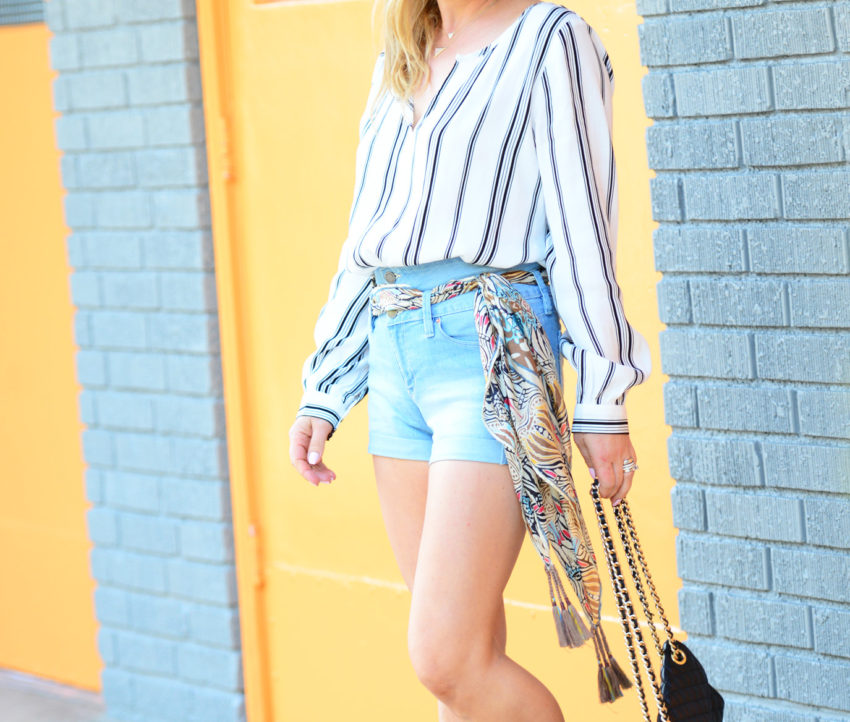 striped blouse 7