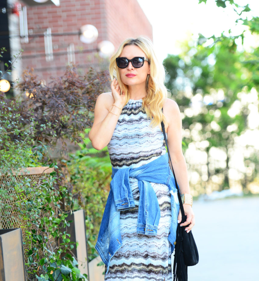 vacay dress 4 | Vacaystyle maxi dress featured by popular Los Angeles fashion blogger, The Hunter Collector