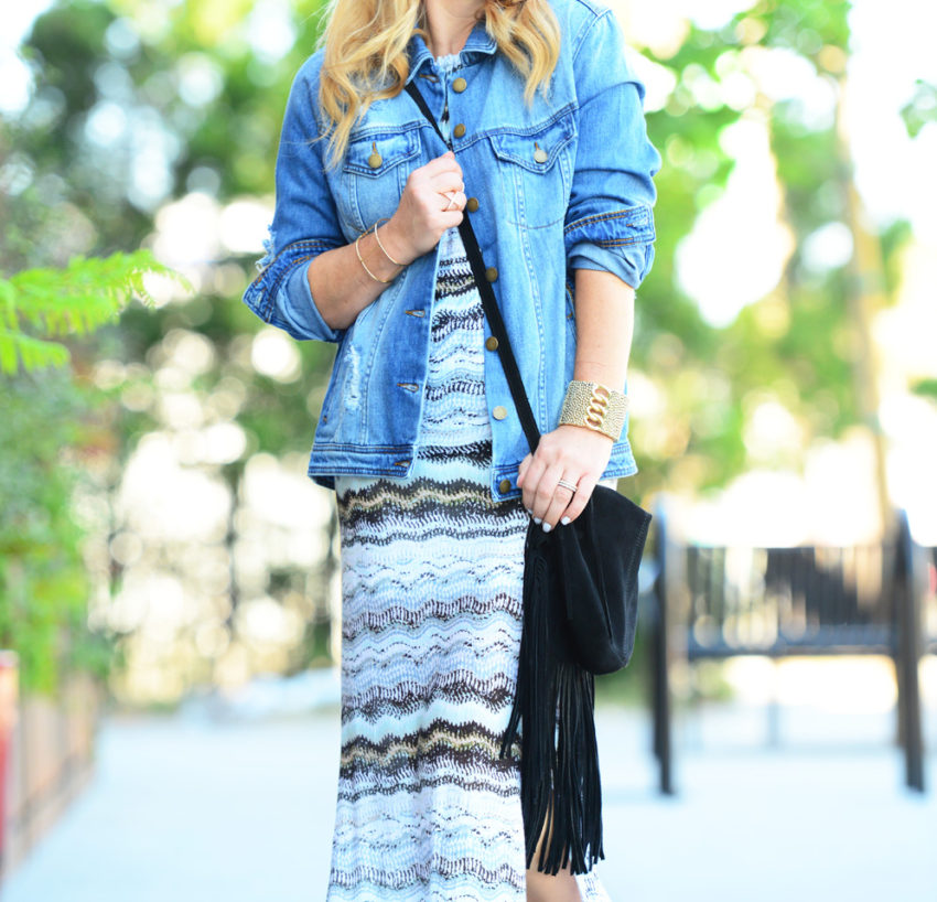 vacay dress 5  | Vacaystyle maxi dress featured by popular Los Angeles fashion blogger, The Hunter Collector