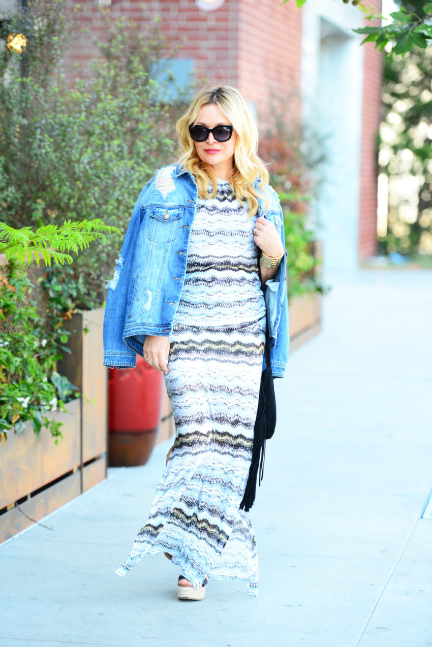 vacay dress 8 | Vacaystyle maxi dress featured by popular Los Angeles fashion blogger, The Hunter Collector