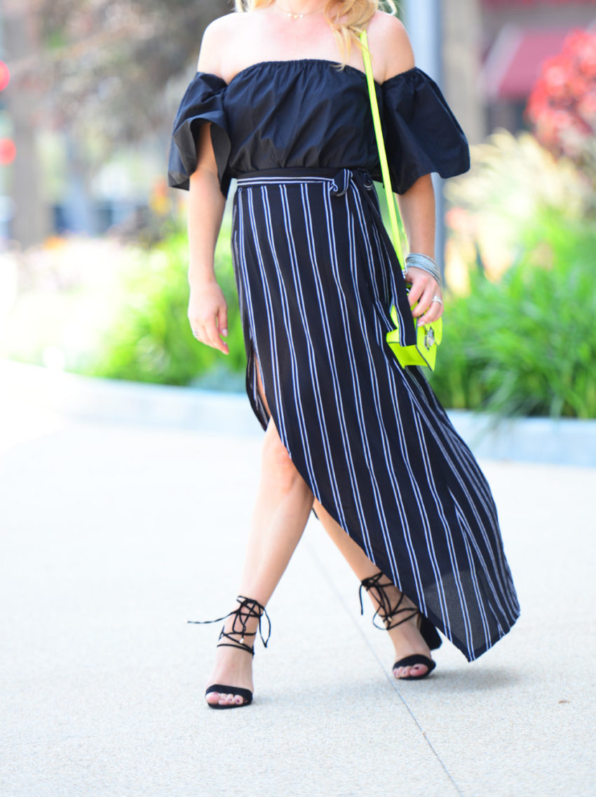 striped skirt 9