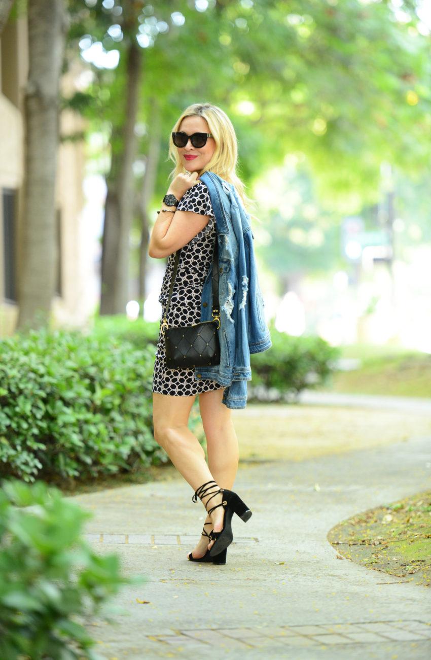 Leota Print Dress 3