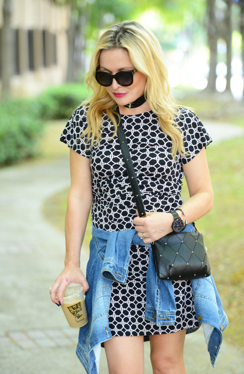 Leota Print Dress 4