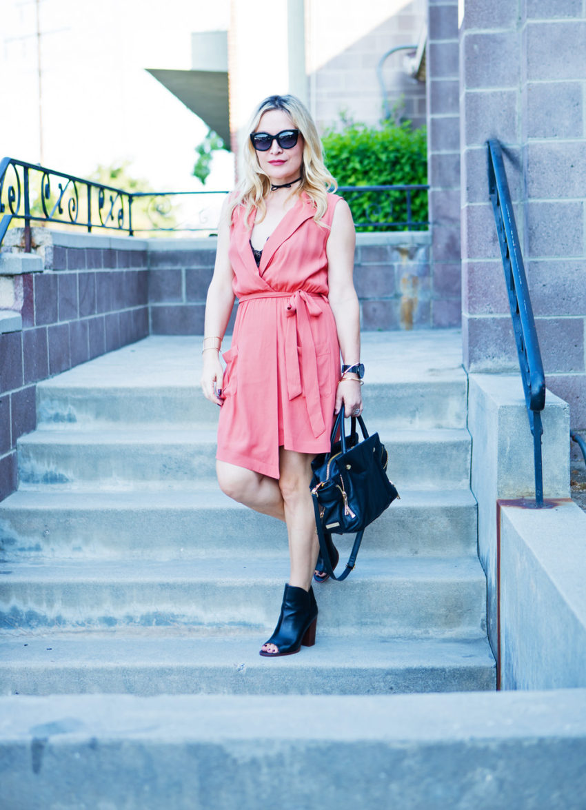 rose wrap dress 7