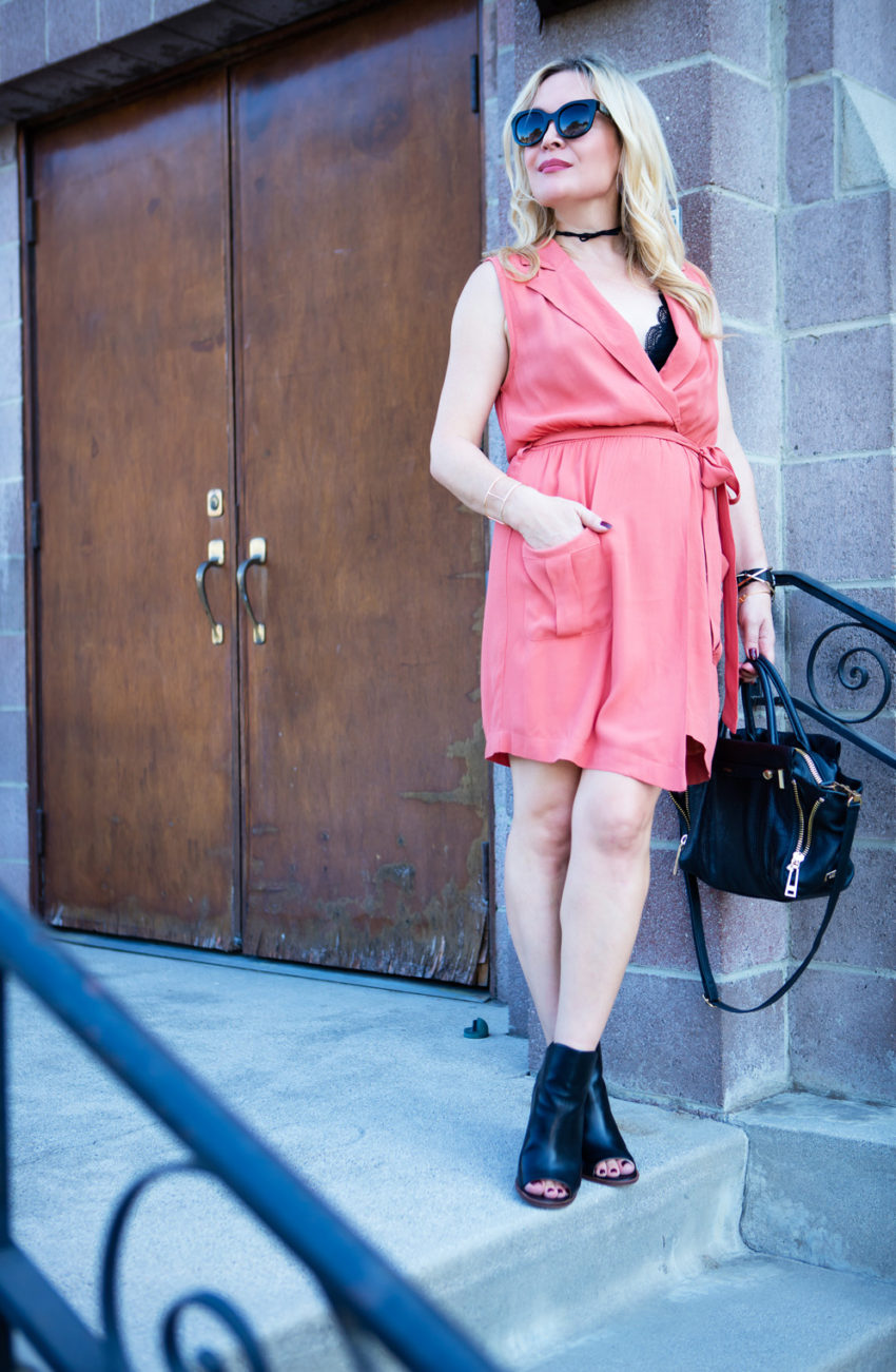 rose wrap dress 8