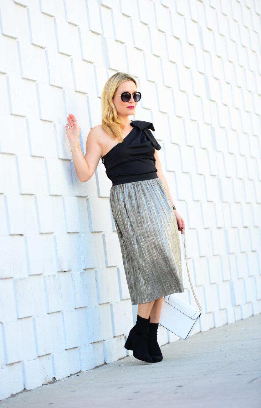 metallic-skirt-one-shoulder-top-3