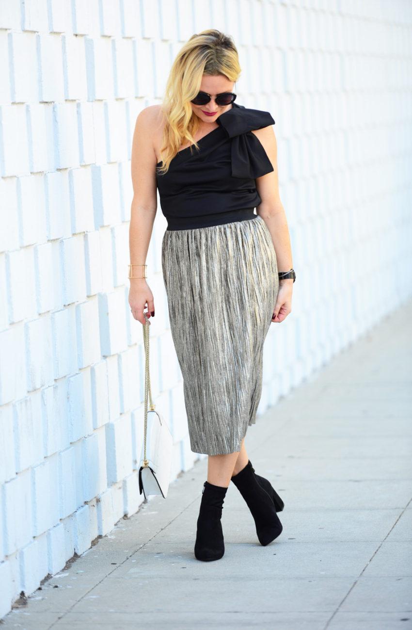 metallic-skirt-one-shoulder-top-5