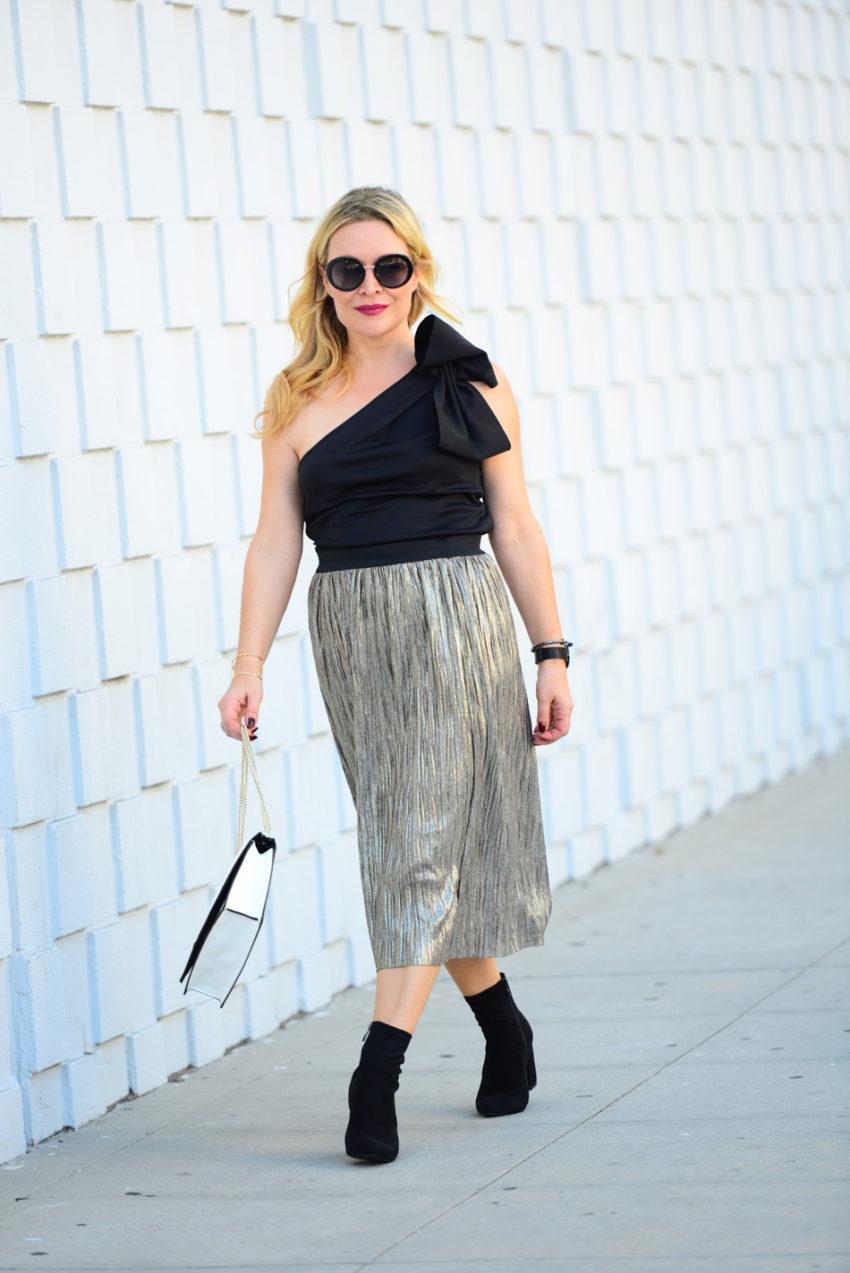 metallic-skirt-one-shoulder-top-7