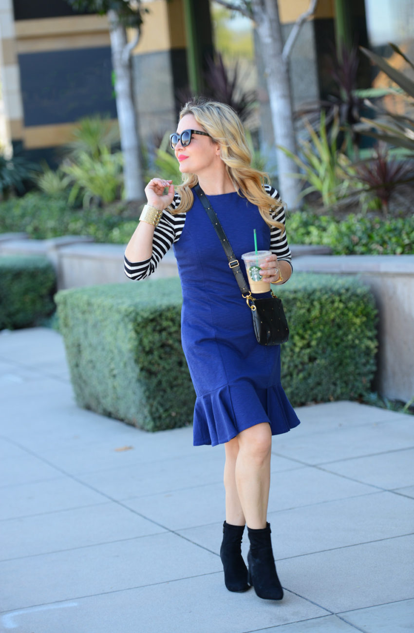 blue-dress-and-stripes-1