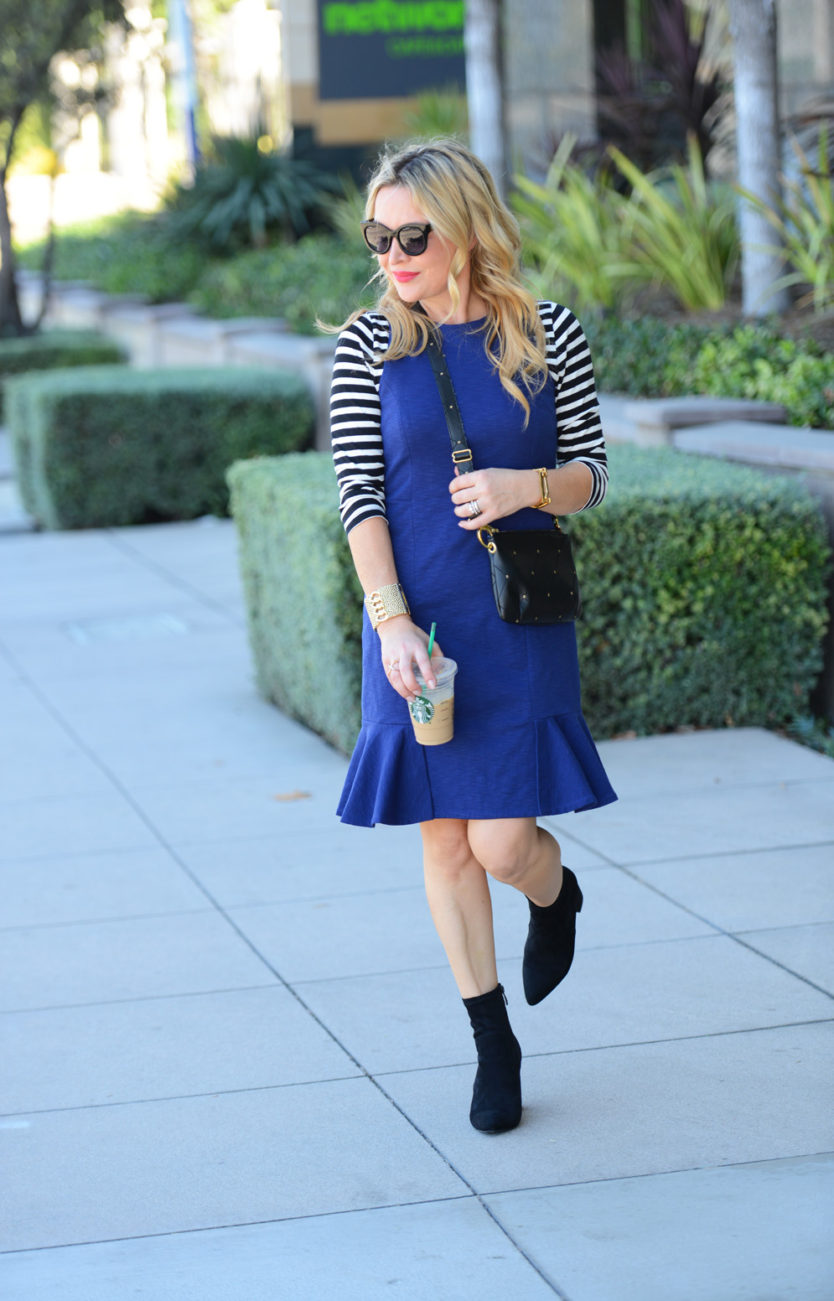 blue-dress-and-stripes-7