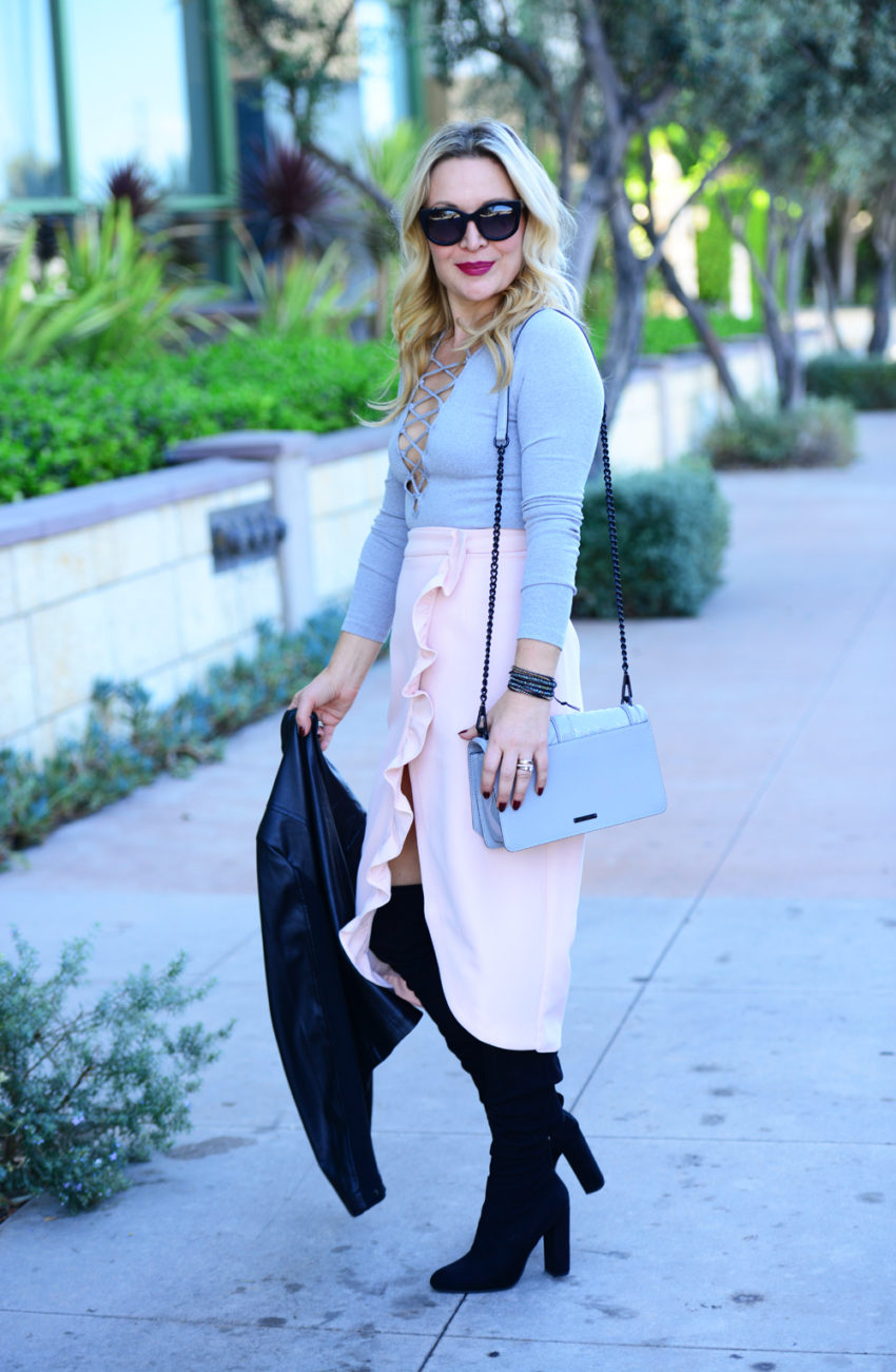 pink-skirt-lace-up-4