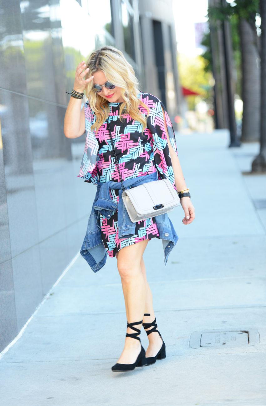 print-dress-lace-up-flats-8