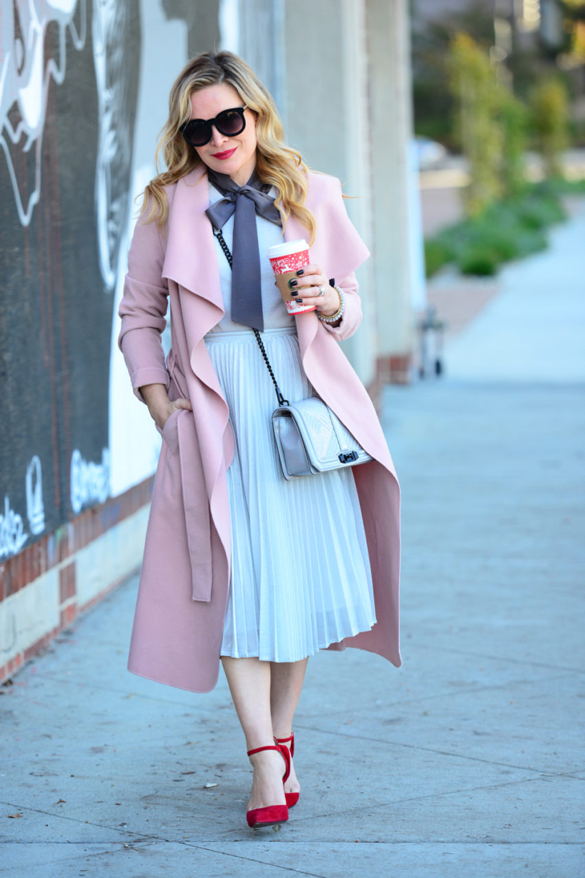 silver-skirt-pink-coat-6