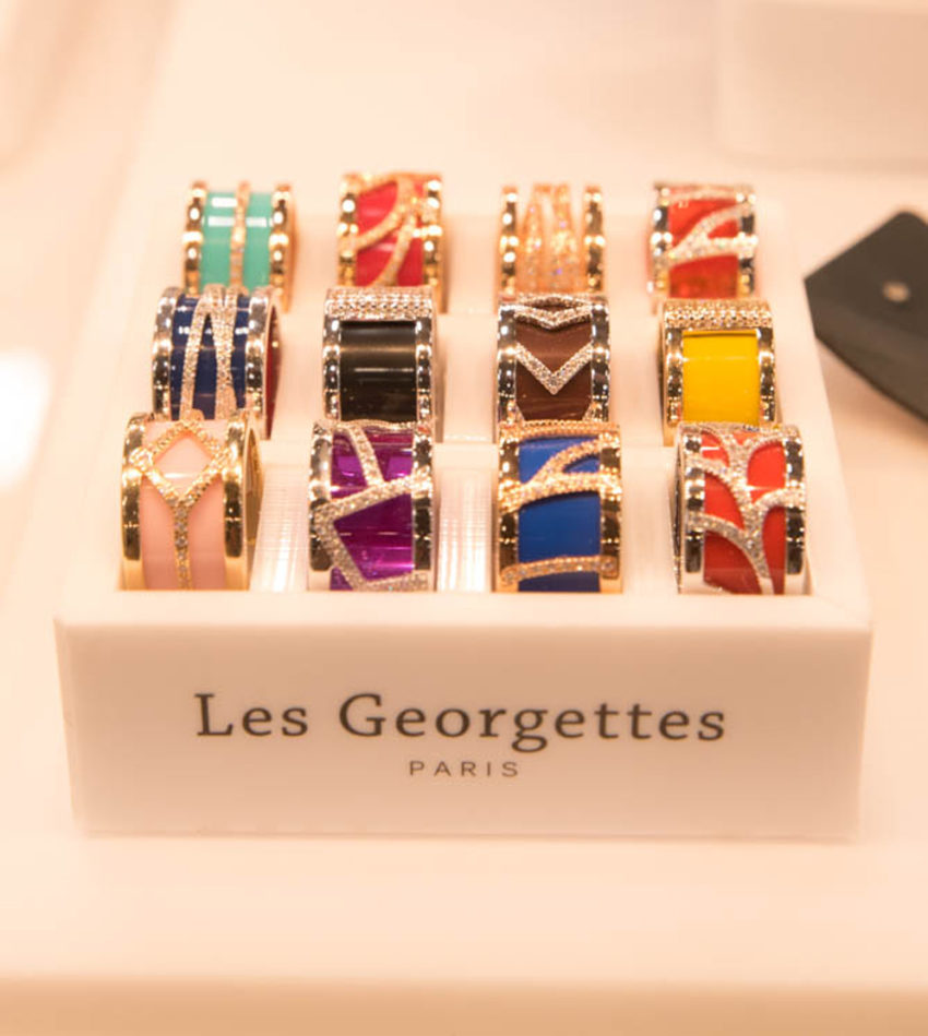 JCK Vegas - Gems, Stones, Sparkle & Vegas at JCK featured by popular Los Angeles style blogger, The Hunter Collector
