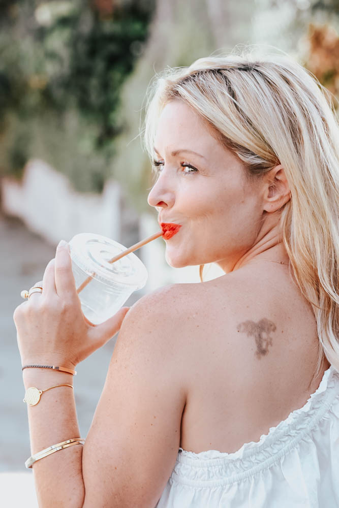 No More Ink: Laser Tattoo Removal featured by popular Los Angeles style blogger, The Hunter Collector