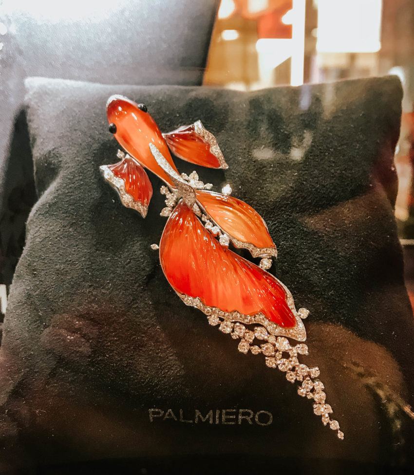 Travel | Italy | VicenzaOro, Fine Jewelry Trends featured by top Los Angeles fashion blog The Hunter Collector